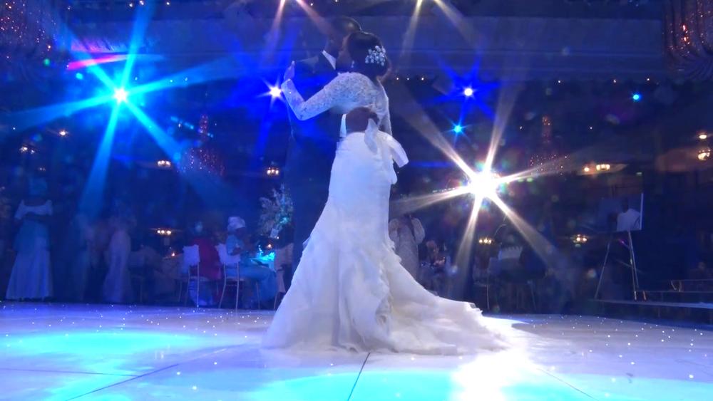 Wedding Videography Still - The First Dance
