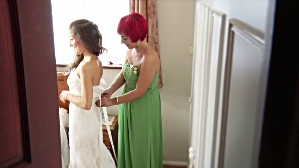 Wedding Videography Still - Imran & Vasoula - Bridal Preparation