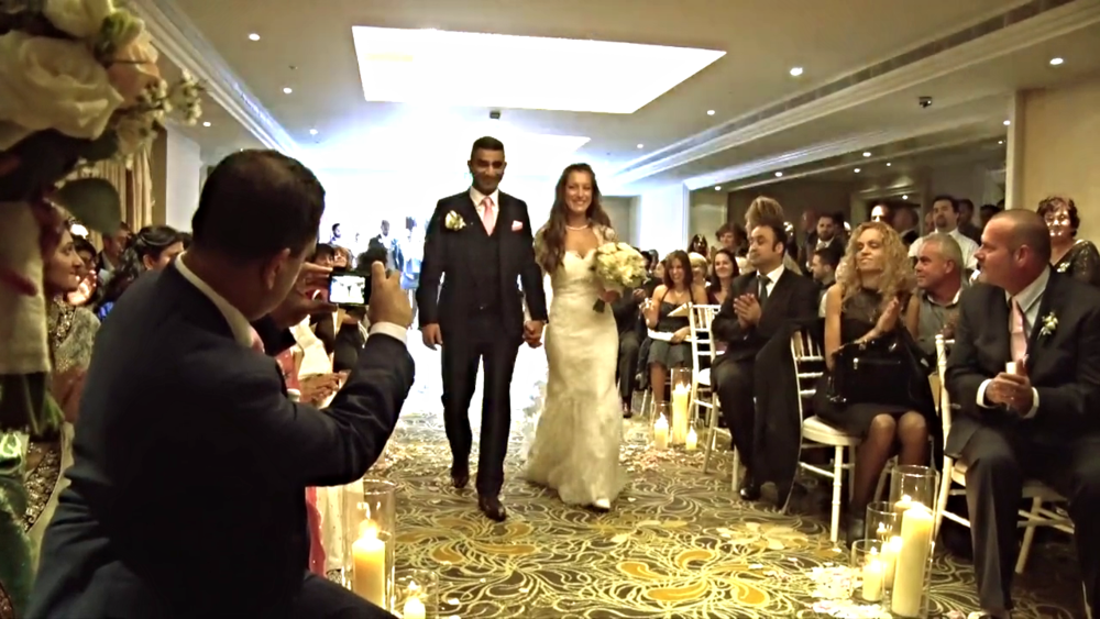 Wedding Videography Still - Imran & Vasoula - The Ceremony