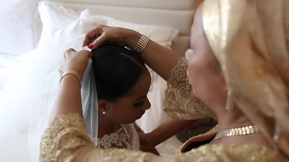 Wedding Videography Still Bridal Preparation