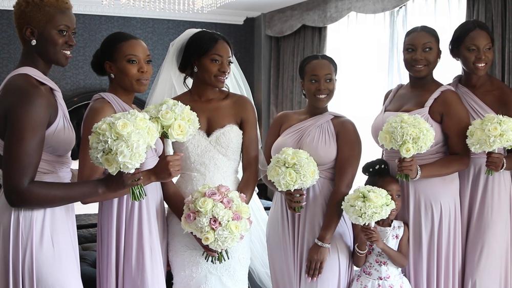 Wedding Videography Bridesmaids