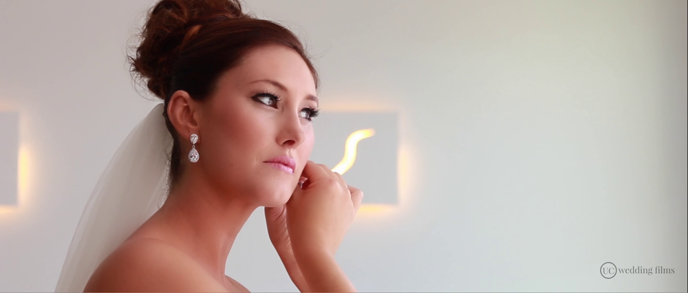 Wedding Videography Still - Bridal Preparation