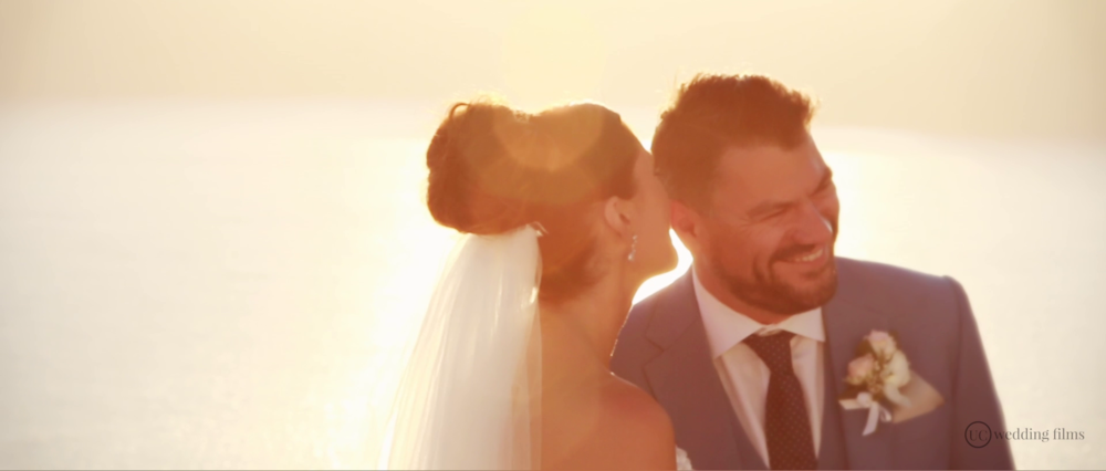 Wedding Videography Still - Phil & Jenny