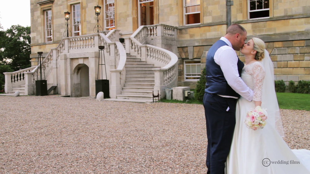 Surrey Wedding Videography Botleys Mansion