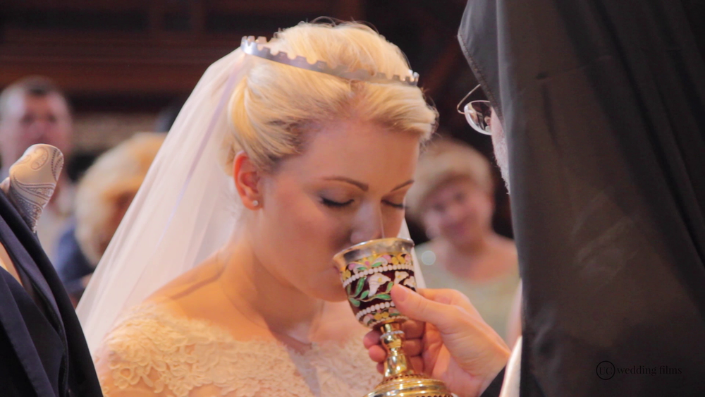 Surrey Wedding Videography - Orthodox Wedding Videography