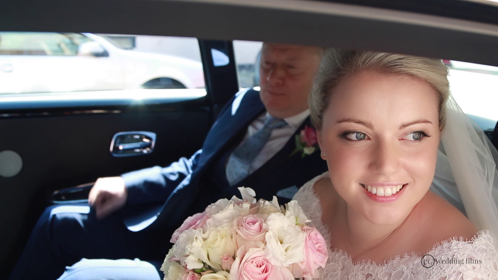 Surrey Wedding Videography - Bride