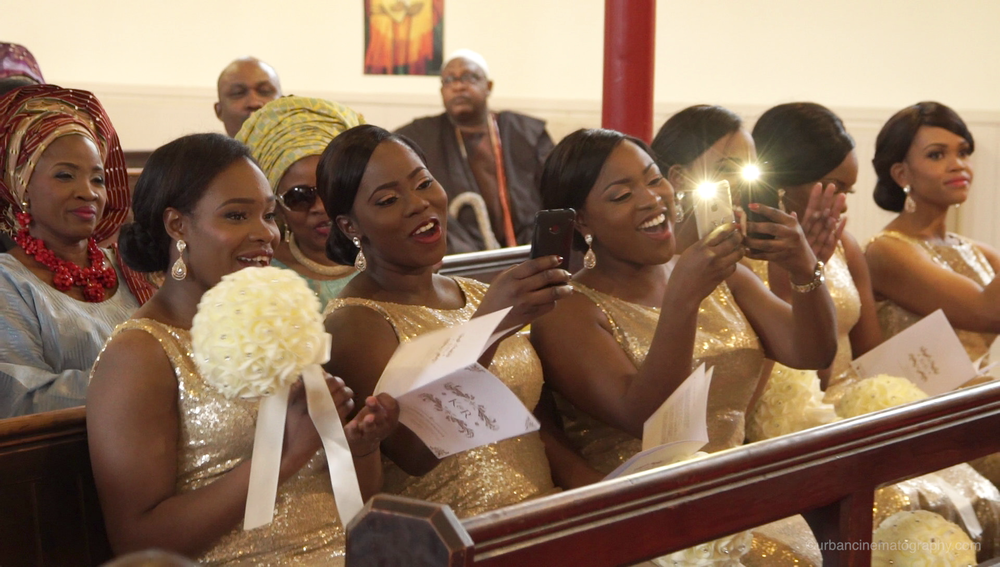 Wedding Videography Still - Bridal Party