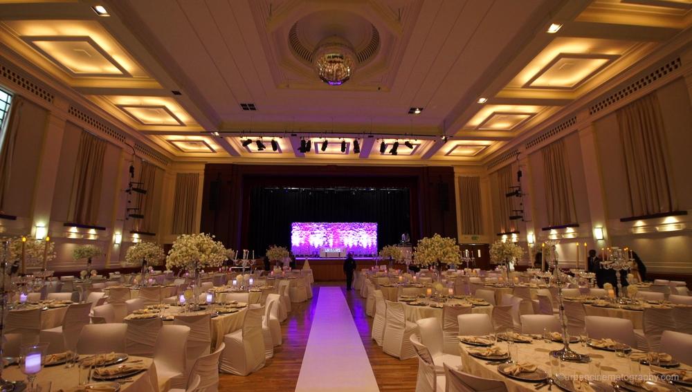 Wedding Videography Still - Stoke Newington Assembly Hall