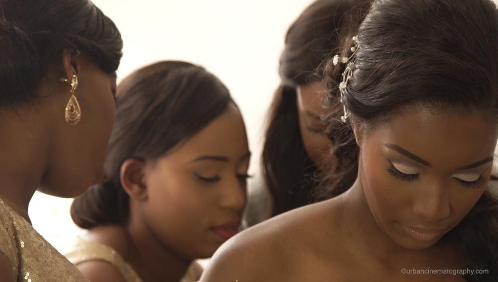 Wedding Videography Still - Beautiful Bride