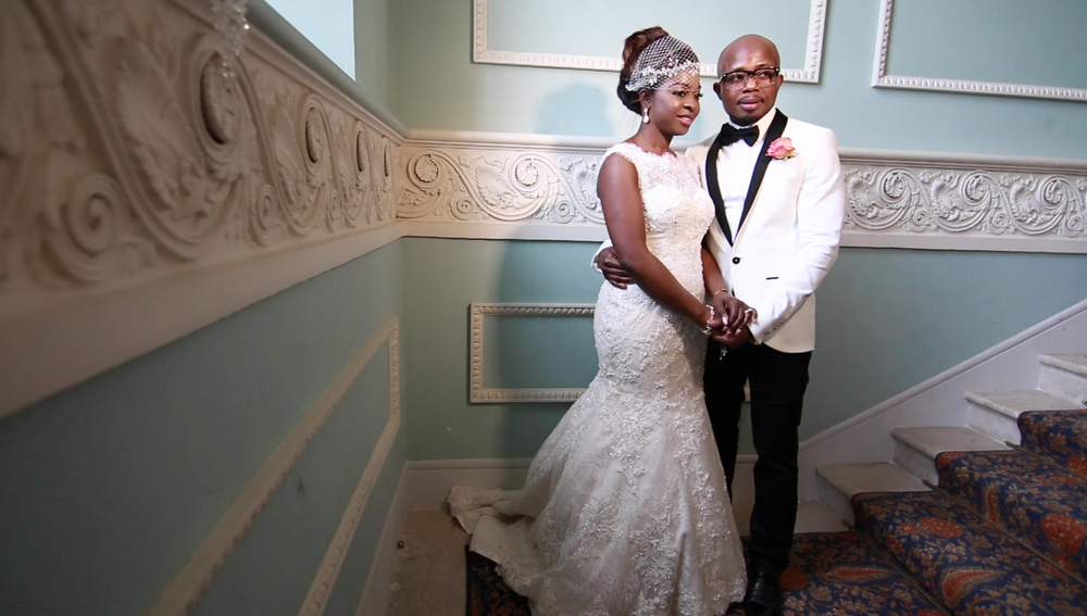 Hylands House Wedding Videographer