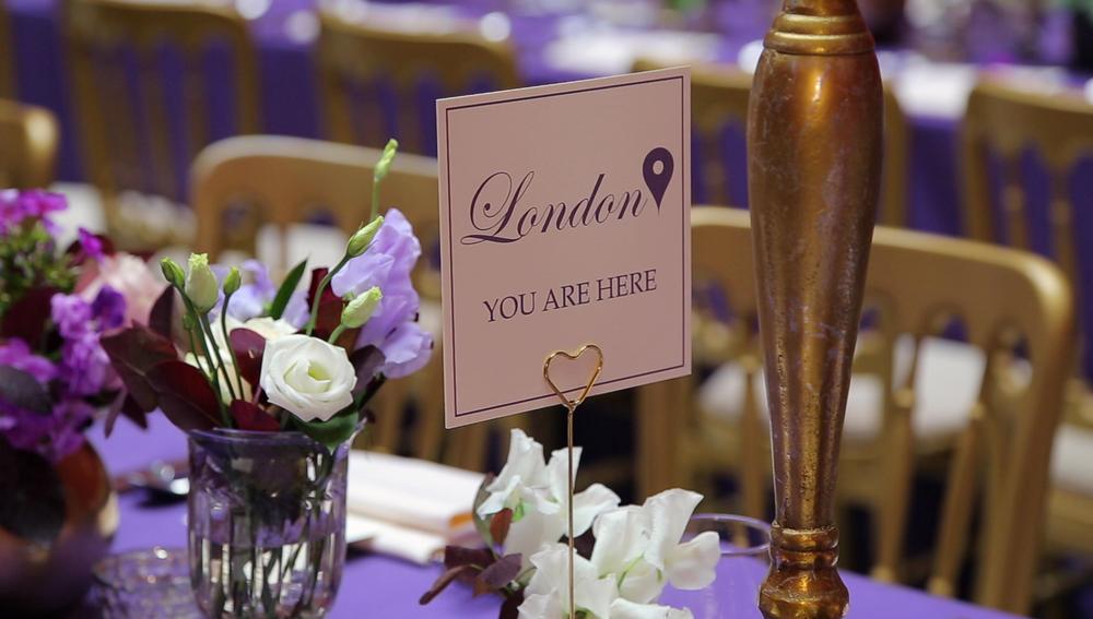 Hampton Court House Wedding Videographer