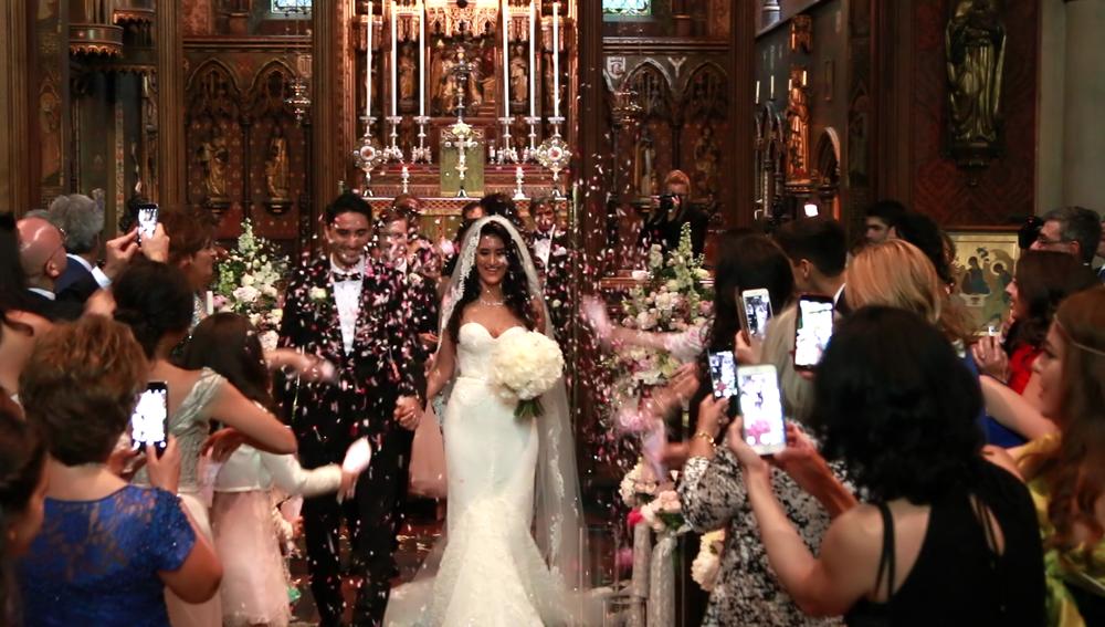 Lebanese/Iranian Wedding Cinematography