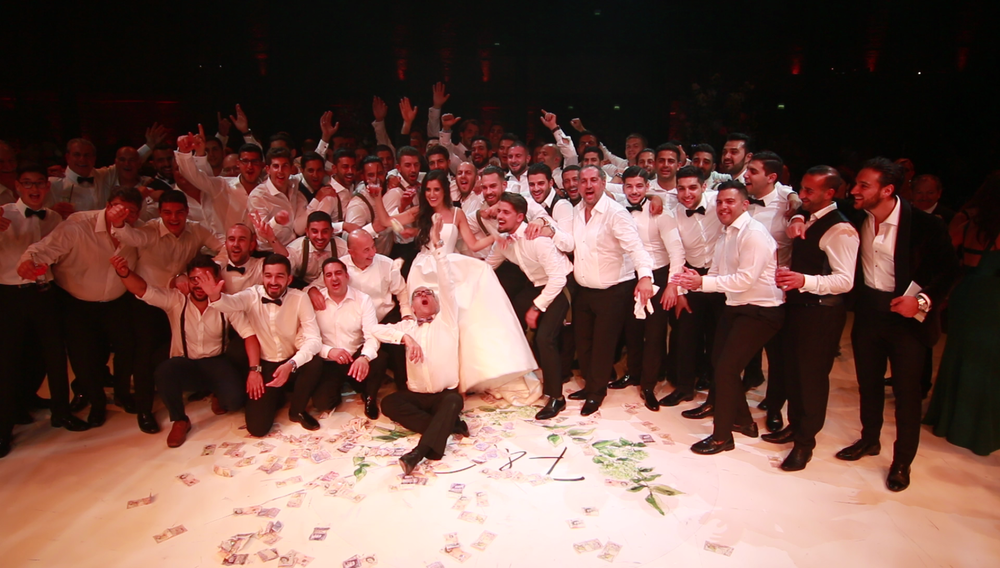 Camden Roundhouse Wedding Videographer