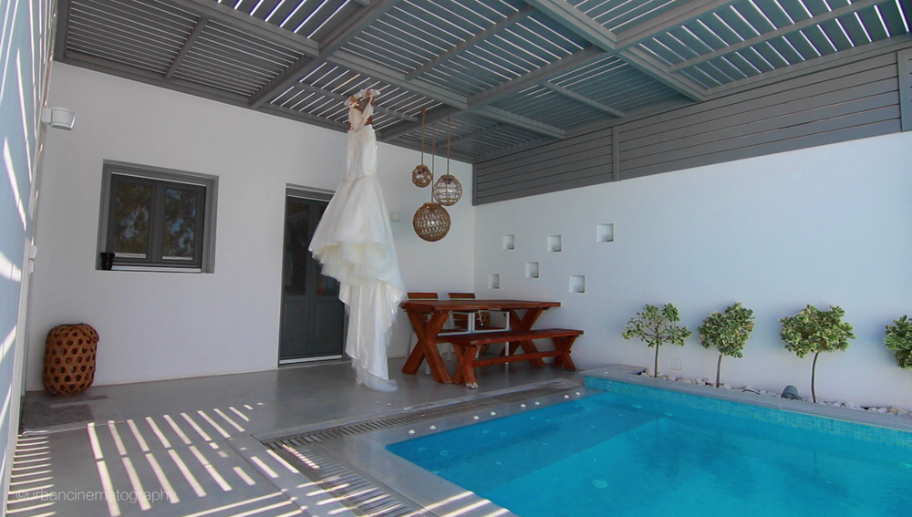 Santorini Wedding Videography