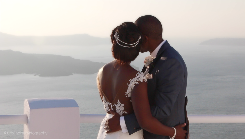 Santorini Wedding Video