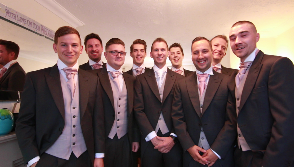 Sopwell House Wedding Videography