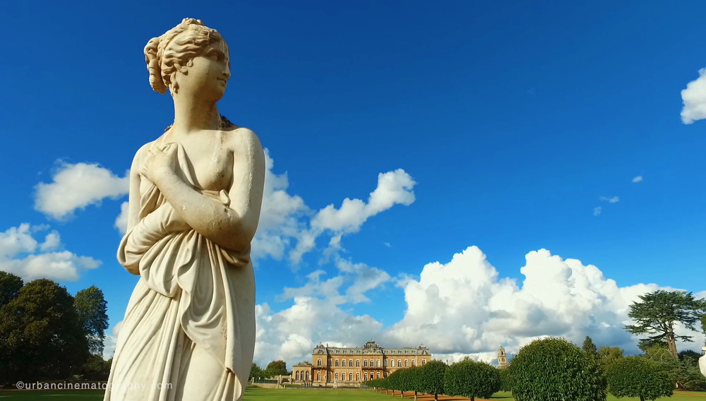 Wrest Park Wedding Videography