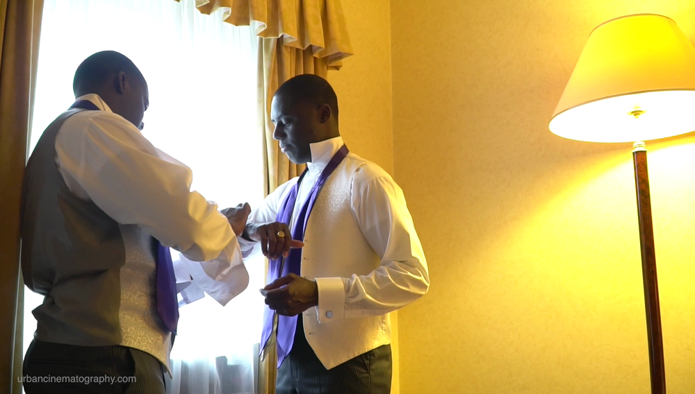 The Savoy Hotel Wedding Videographer