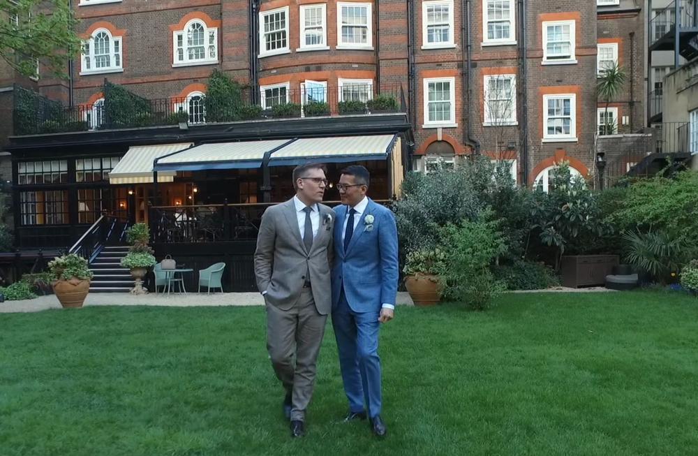Doug & Steven Goring Hotel Cinematography