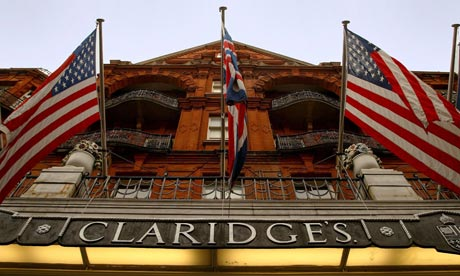 Claridges Hotel Wedding