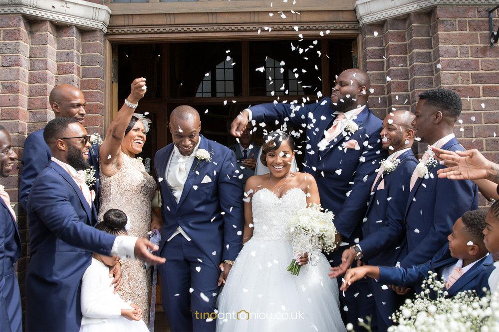 Tewin Bury Farm Wedding Videographer