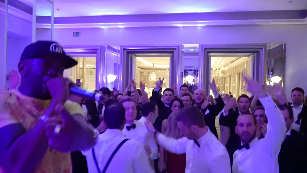 Claridges Wedding Videography