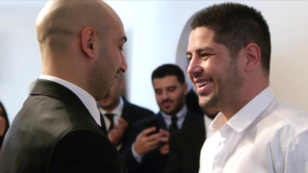 greek wedding videographer