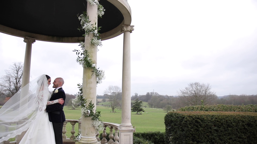 wedding videographer foyle park
