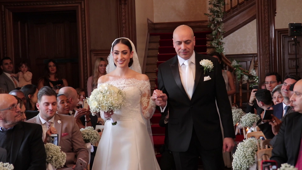 wedding videography froyle park