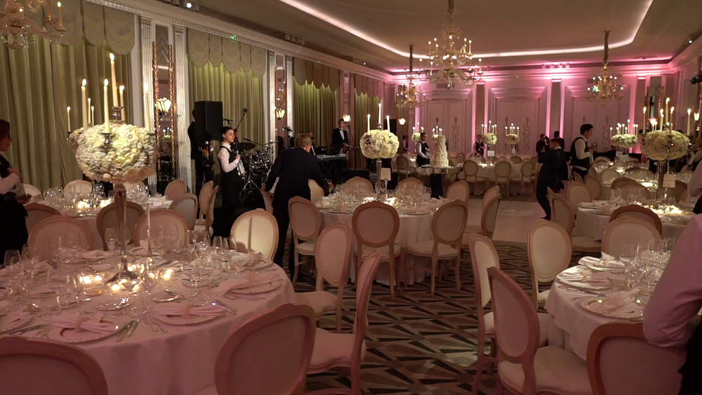Claridges Wedding Videographer