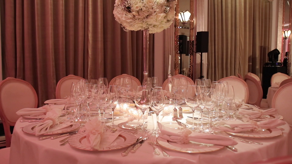 Claridges Wedding Cinematography