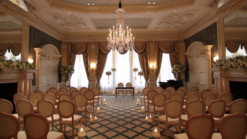 Claridges Jewish Wedding