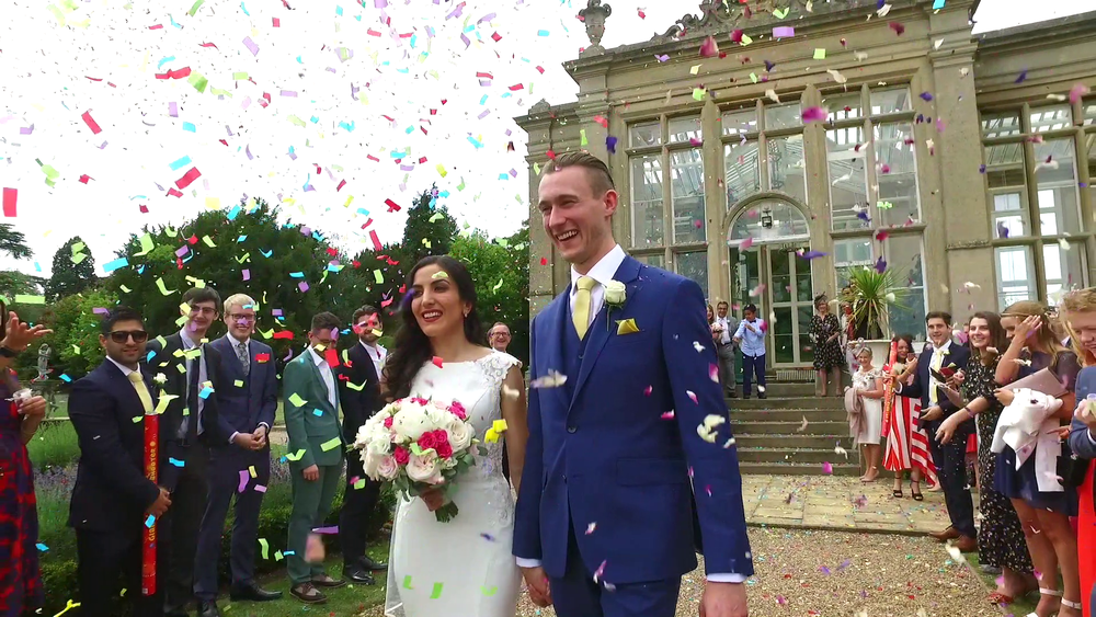 Nottingham Wedding Videographer