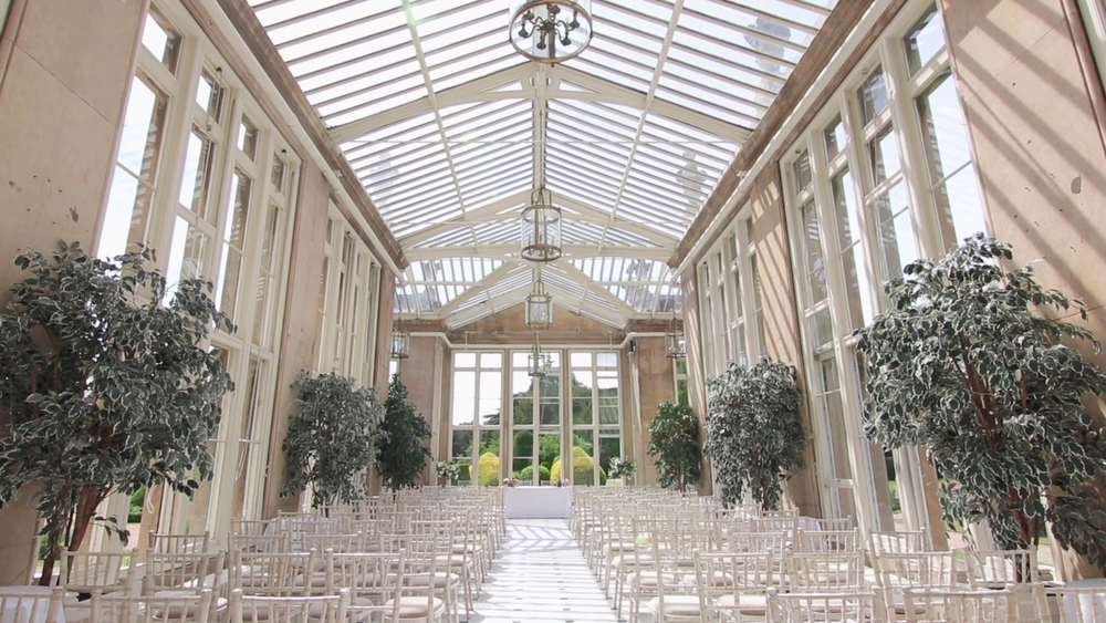 Stoke Rochford Hall Wedding Videographer
