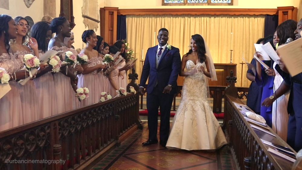 Nigerian wedding videography London