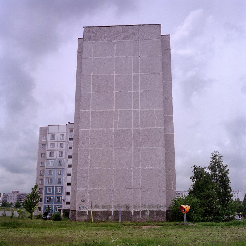 Skönt att det finns telefon om man skulle behöva prata med någon. Minsk, Belarus.