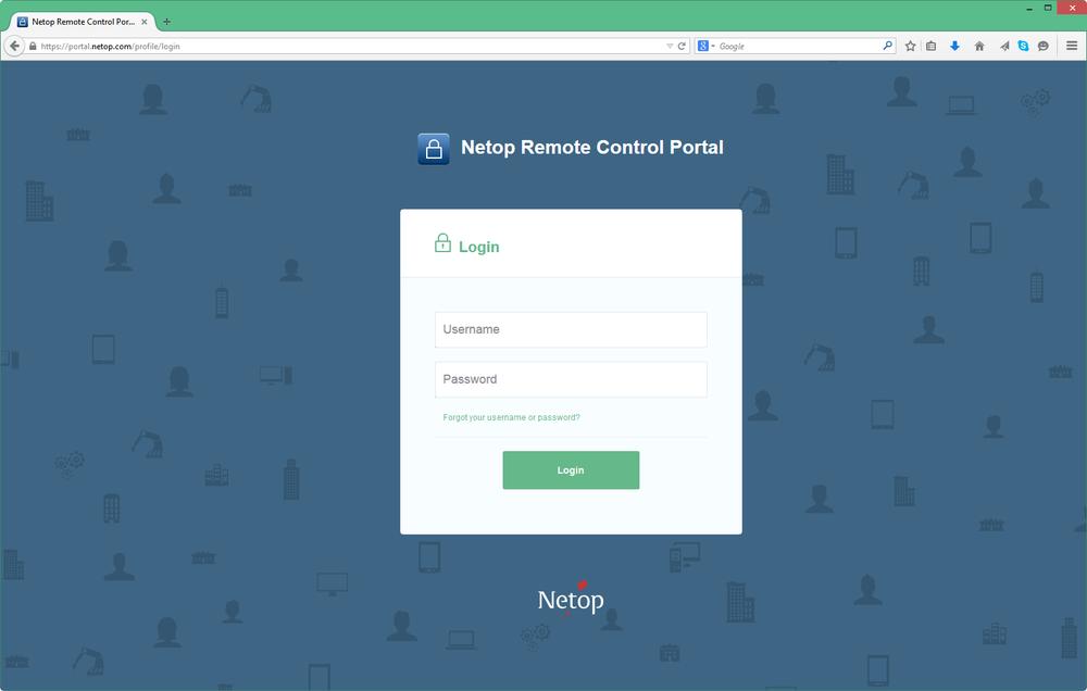 Portal login.png