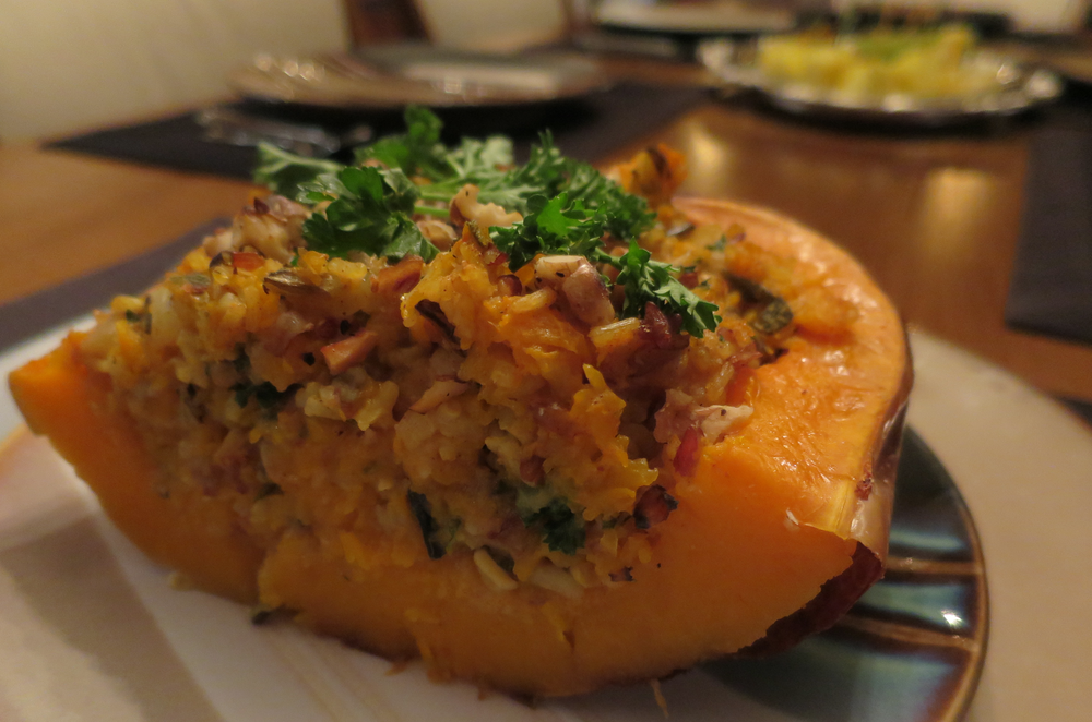 Vegan Butternut Squash Step 5