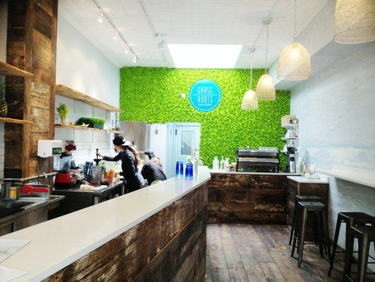 Inside_Grass Roots Juicery_Brooklyn Juice