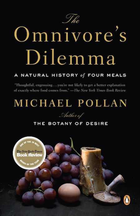 The Omnivores Dilemma_Michael Pollan_Book Cover
