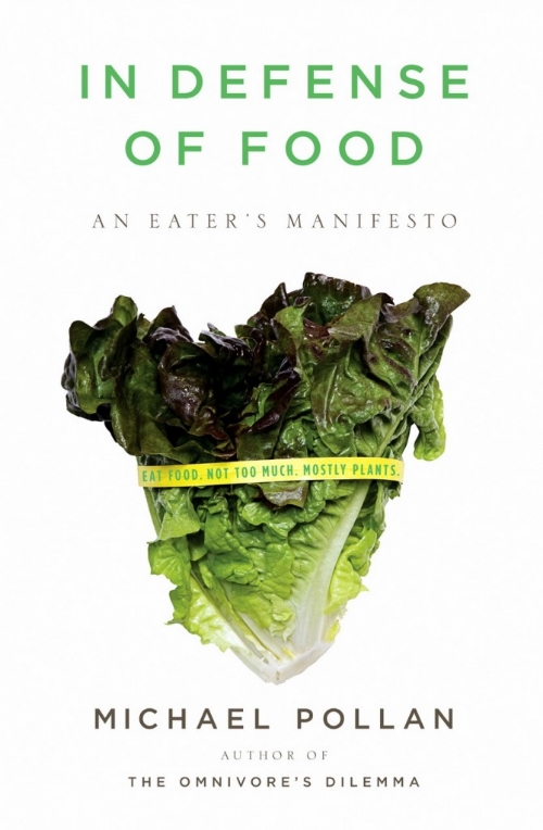 In Defense of Food_Michael Pollan_book Cover