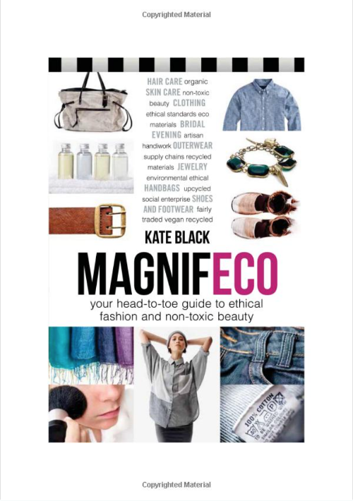 MagnifEco_Kate Black_Book Cover