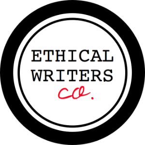 Ethical Writers Coalition Badge