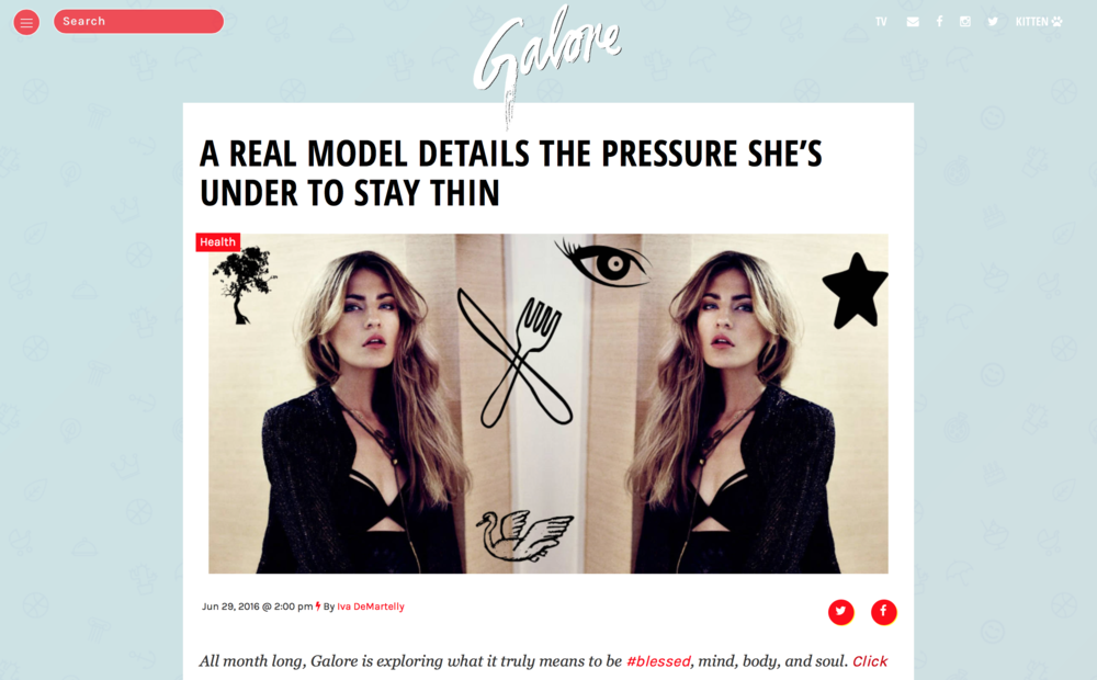 Galore Feature June 2016