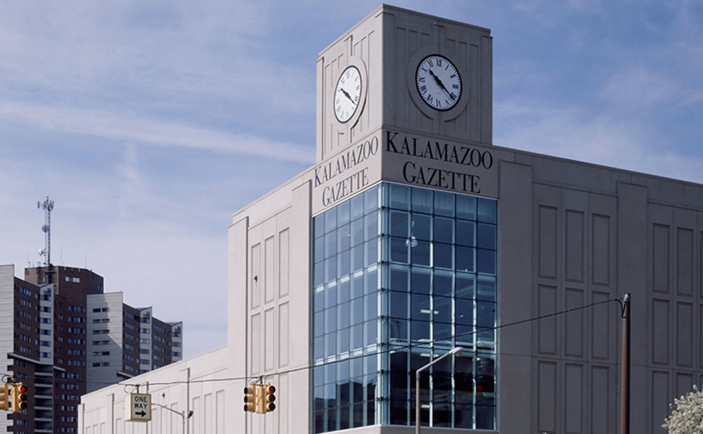Kalamazoo Gazette  Kalamazoo, MI
