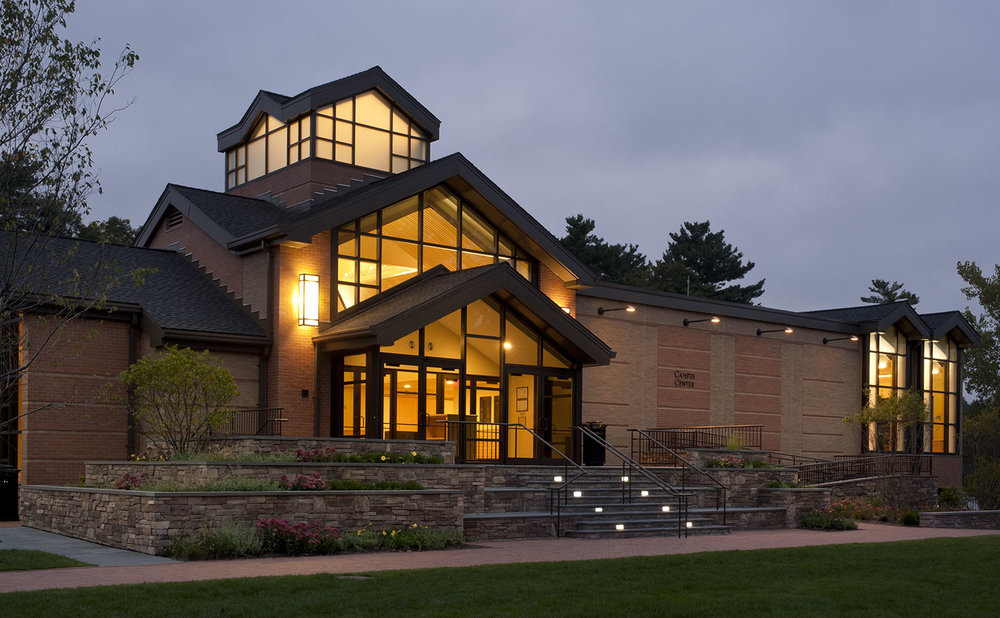 Weston, MA - The Rivers School Campus Center
