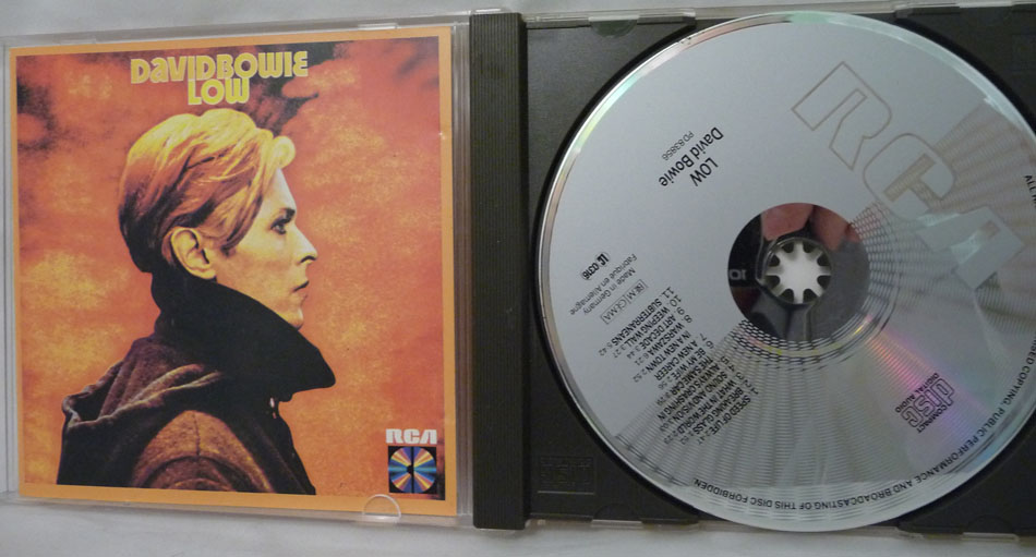 An amazing record / CD, but where it all broke down for David Bowie & RCA.