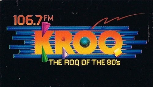 Even in 1992, KROQ was still pretty much the 'ROQ of the 80's, playing mostly sad brits like Morrissey, Depeche Mode, etc...