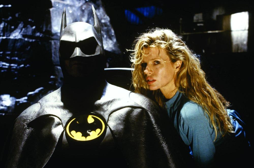 Vicki Vale. Vicki Vale. She likes BATMAN