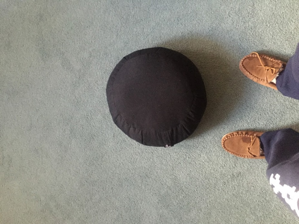 This is a meditation cushion.